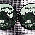 Burzum Filosofem circle patch!!