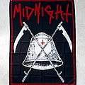 MIDNIGHT - flag, official merchandise!! Patch
