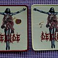 Deicide Once Upon the Cross patch!!