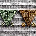 Urfaust metal PIN!! Pin / Badge