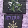 SOD, Sepultura  Old patches