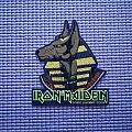 Iron Maiden Powerslave WOVEN patch !!!