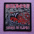 BATHORY Shores In Flames Patch!!