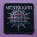 MESHUGGAH - Chaosphere patch!!
