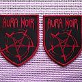 Aura Noir shield patch !!
