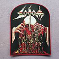 Sodom Obsessed by Cruelty back patch!!