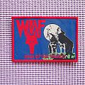 Wolf - Patch - Wolf Edge of the World