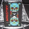 Ministry - Backpatch