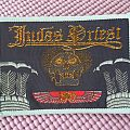 Judas Priest - Sin After Sin Original Woven Patch !