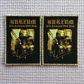 Burzum golden patches!!