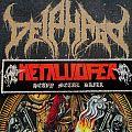 Metalucifer - Patch - Metalucifer woven strip