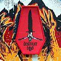 Deströyer 666 patch red border