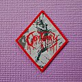 Obituary patch woven !!