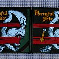 """Mercyful Fate """"MELISSA"""" patches !!"""
