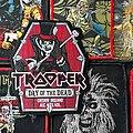 Iron Maiden BEER Dia dos Mortos Patches  !!