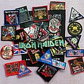 Iron Maiden  patches disponíveis !!