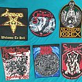 Obituary - Patch - Back patches for you!