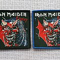 Iron Maiden Purgatory patches