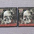 Slayer South of Heaven patch!!