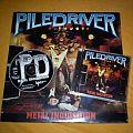 "Piledriver - Tape / Vinyl / CD / Recording etc - Piledriver ""Metal Inquisition"" LP & CD"