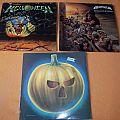 "Helloween ""Helloween"" EP / ""Walls Of Jericho"" LP / ""Judas"" EP"
