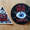 Death - Symbolic woven Bootlegs Patch