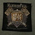 Hammerfall Patch for starscream