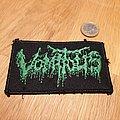 Vomitous - Patch - Vomitous - Logo patch