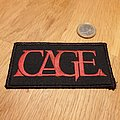 Cage - Logo patch