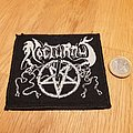 Nocturnus - Patch - Nocturnus - Logo Patch