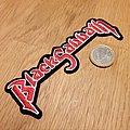 Black Sabbath - Logo Patch