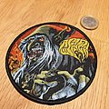 Acid Witch - Patch - Acid Witch - Stoned Patch (Round, Woven)