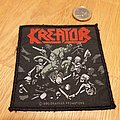 Kreator - Patch - Kreator - Pleasure to kill patch