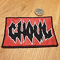 Ghoul - Logo Patch
