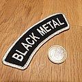 """Black Metal"" Patch"
