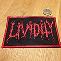 Lividity - Patch - Lividity - Logo Patch