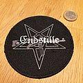 Endstille - Patch - Endstille - Stg44 with pentagram round patch
