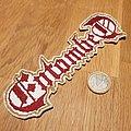 Entombed - Patch - Entombed - Logo Stripe