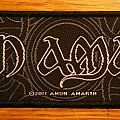 Amon Amarth super strip patch