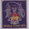Sacred Heart Tour 1986 Patch