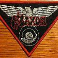 Saxon patch