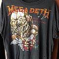 Megadeth Peace Sells Shirt