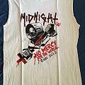 Midnight No mercy For The World Tour Shirt White