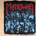 Manowar Fighting The World Patch