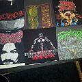 T-shirts.