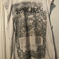 Napalm Death Apex Predator Easy Meat Sleeveless Shirt