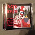 Acid Bath When The Kite String Pops CD