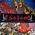 Sodom In The Sign Of Evil Stripe Patch