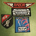 Agoraphobic Nosebleed - Patch - Four Different Patches