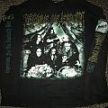 Cradle of Filth Funeral In Carpathia LS shirt 1996